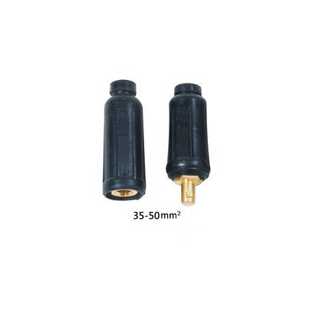 Conector Dinse Volante 35/50mmq