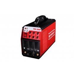 Máquina Soldar Tig/Arco Manual 200P